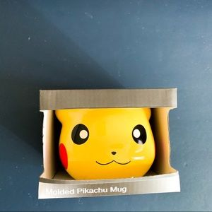 Just Funky Collectible Pokemon Pikachu 3D Mug